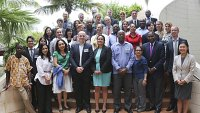 GCF Readiness workshop Barbados, July 2013.