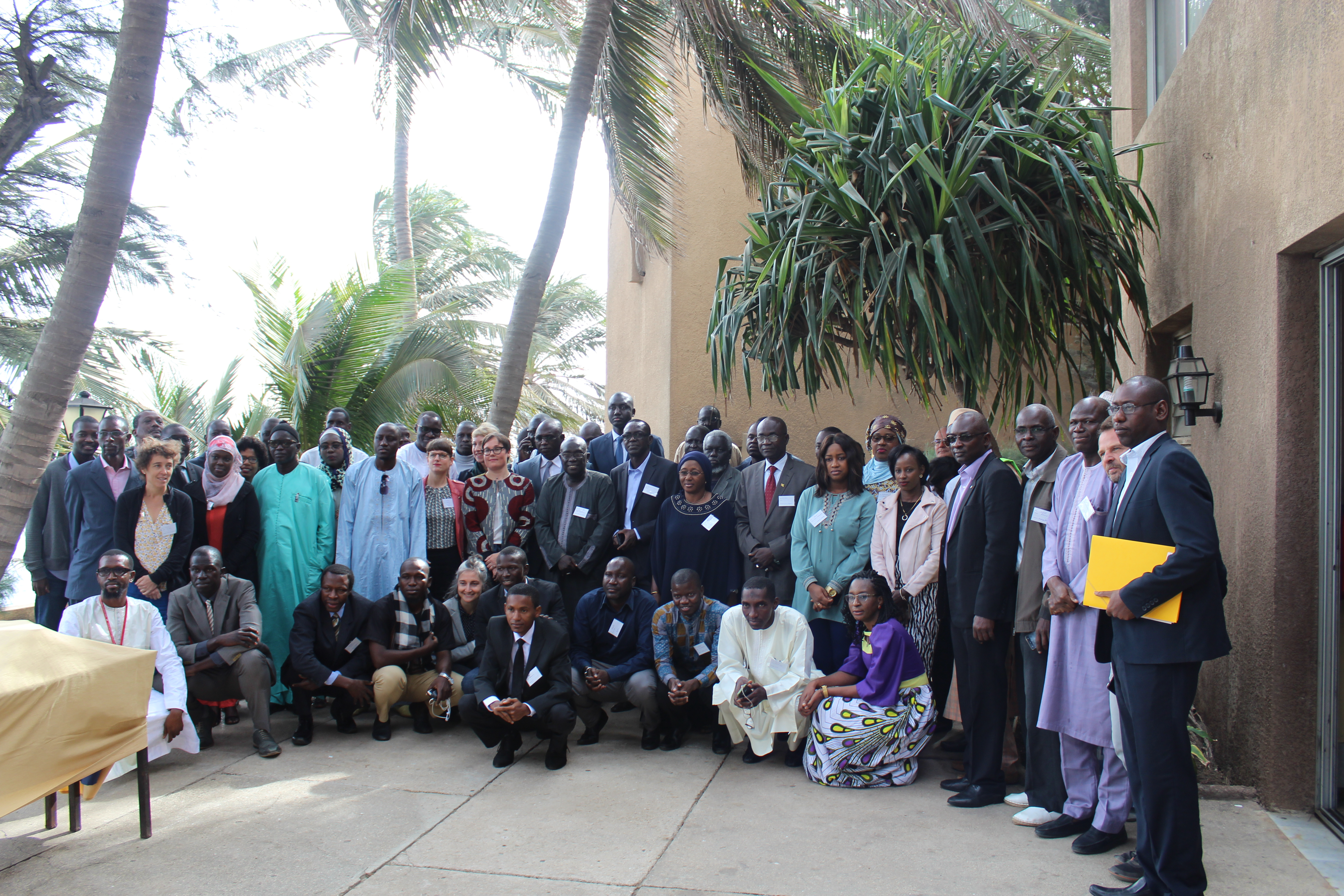 ©Climate Analytics/Senegal Final Workshop - 31 January 2019