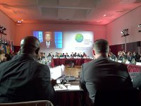 High Level Pledging Conference, Berlin November 2014
